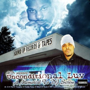 Image for 'Unconditional Luv'