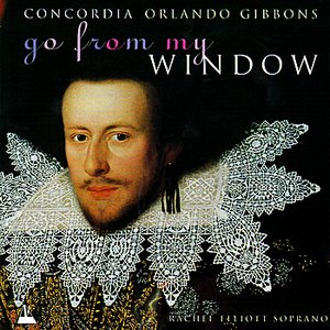 Image for 'Orlando Gibbons: Go From My Window - Music for Viols, Vol. 2'