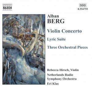 Image for 'BERG, A.: Violin Concerto / Lyric Suite / 3 Orchestral Pieces'