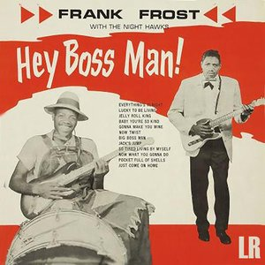 Image for 'Hey Boss Man!'