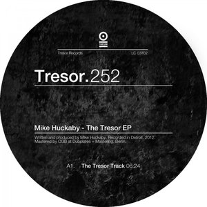 Image for 'The Tresor EP'