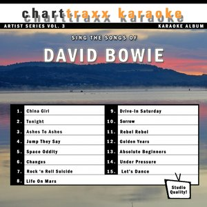 Bild für 'Artist Series Vol. 3 - Sing The Songs of David Bowie'