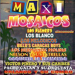 Image for 'Mosaico No.1: Payaso,Para Ti Calena, Llorandote, La Sirena, Payaso,'
