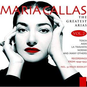 Image for 'Maria Callas: The Greates Arias, Vol. 2 (1949-1952)'