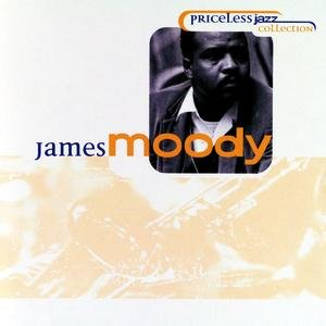 Image for 'Priceless Jazz 40 : James Moody'