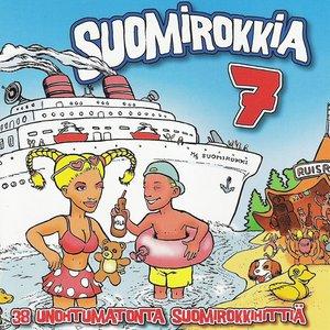 Image for 'Suomirokkia 7: 38 unohtumatonta suomirokkihittiä (disc 2)'