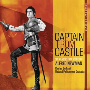 Image for 'Classic Film Scores: Captain From Castile'