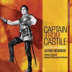 Imagen de 'Classic Film Scores: Captain From Castile'