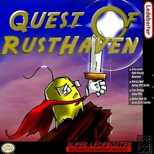 Image for 'Quest of Rusthaven'