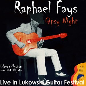 Image for 'Gipsy Night (feat. Claude Mouton, Laurent Bajata) [Live in Lukowski Guitar Festival]'