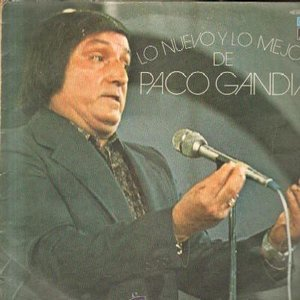 Image for 'Paco Gandía'