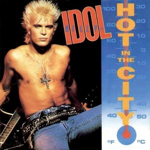 Image for 'Hot In The City'
