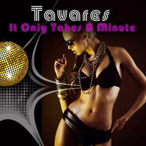Image for 'It Only Takes A Minute'