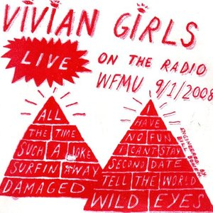 Image pour 'Live On The Radio Wfmu 9/1/2008'