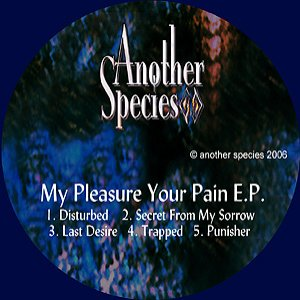 Image for 'My Pleasure Your Pain E.P.'