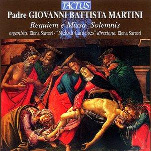 Image for 'Martini: Requiem - Missa Solemnis'