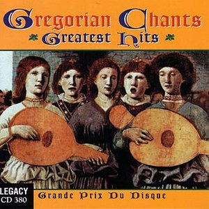 Image for 'A Treasury of Gregorian Chants'
