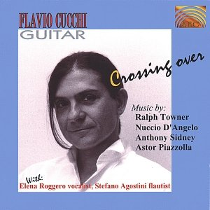 Image for 'Crossing Over, Towner, D'Angelo, Sidney, Piazzolla'