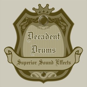 Image for 'Superior Sound Effects 2 - Decadent Drums'