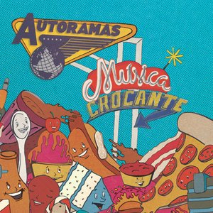 Bild für 'Música Crocante'