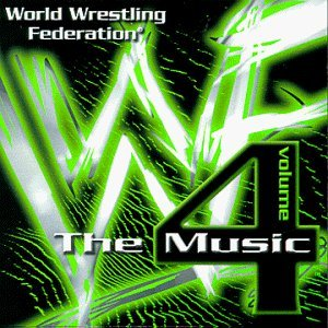 Image pour 'Wwe - the Music - Vol 4'