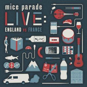 Image for 'Live: England vs. France'