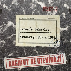 Image for 'Koncerty 1982 a 1984'
