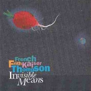Image for 'Invisible Means'