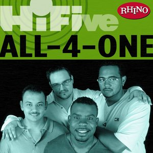 Imagen de 'Rhino Hi-Five: All-4-One'
