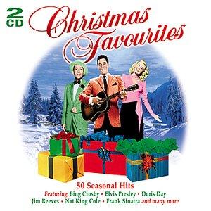 Image for 'Christmas Favourites - 50 Seasonal Hits'