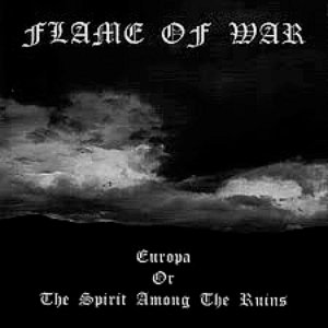 Image for 'Europa; or, the Spirit Among the Ruins'