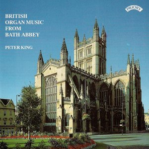 Image for 'British Organ Music from Bath Abbey'