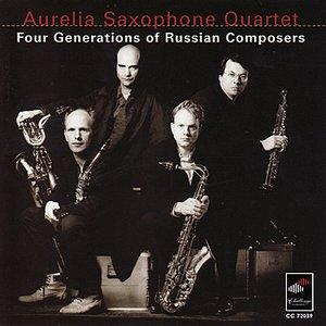 Imagem de 'Four Generations of Russian Composers'