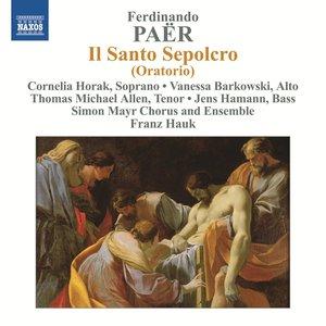 Imagem de 'Paër: Il Santo Sepolcro'