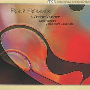 Image for 'Krommer: Clarinet Quartets'