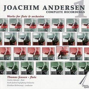 Immagine per 'Joachim Andersen: Complete works for flute vol 1'