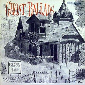 Image for 'Ghost Ballads (Riverside, RLP 12-636, 1957)'