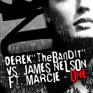 Imagem de 'Derek The Bandit & James Nelson feat. Marcie'