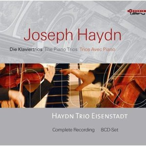 Image for 'Haydn, J.: Piano Trios (Complete)'