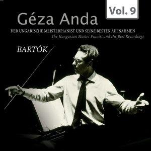 Image for 'Géza Anda: Die besten Aufnahmen des ungarischen Meisterpianisten, Vol. 9'