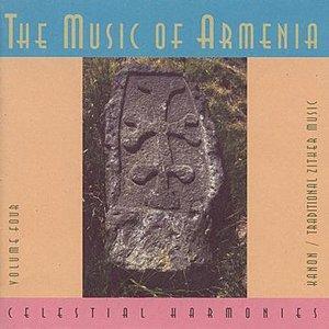Imagen de 'ARMENIA The Music of Armenia, Vol. 4: Kanon'