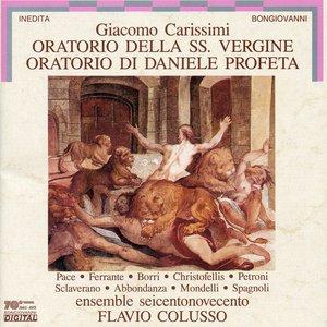 Imagen de 'G. Carissimi: Oratorio della SS. Vergine - Oratorio di Daniele Profeta'