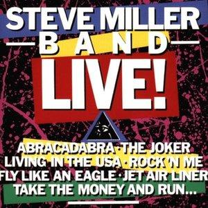 Immagine per 'Steve Miller Band Live!'