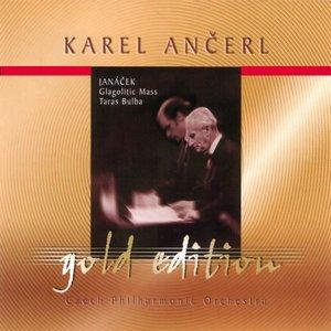 Bild för 'Glagolitic Mass, Taras Bulba (Czech Philharmonic Orchestra, Karel Ančerl)'