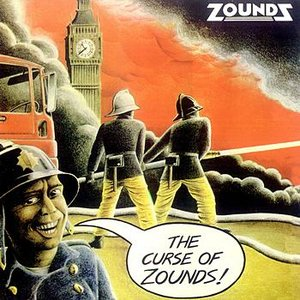 Image for 'Curse of the Zounds + Singles'