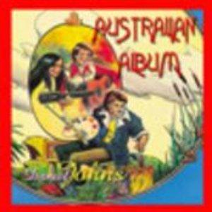 Image for 'AUSTRALIAN ALBUM'