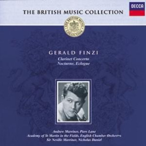Image for 'Finzi: Clarinet Concerto/Nocturne/Eclogue'