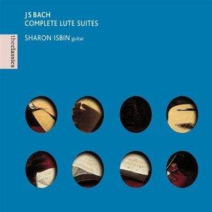 Bild für 'Bach - Complete Lute Suites'