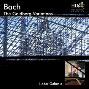 Image for 'Bach (The Goldberg Variations)'