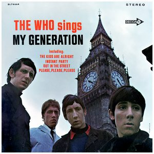 Image for 'The Who Sings My Generation'